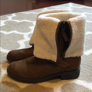 Lower East Side Sherpa Boots